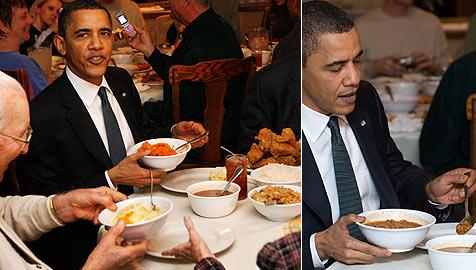 """Obama sündigt: """"Verraten Sie bitte Michelle nichts"""""""