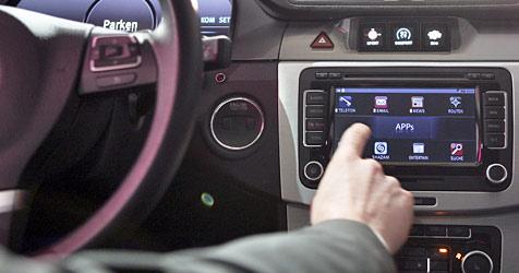 CES im Zeichen der Digitaltechnik fürs Auto