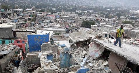 Hilfseinsatz in Haiti - in Lebensgefahr geraten
