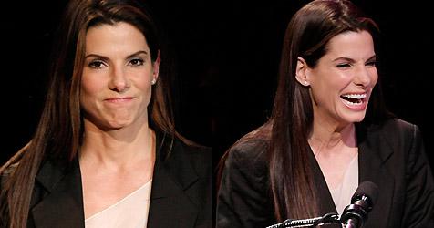 Gleich zwei Goldene Himbeeren für Sandra Bullock