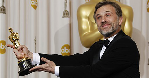Christoph Waltz nun auch in Hollywood am Zenit