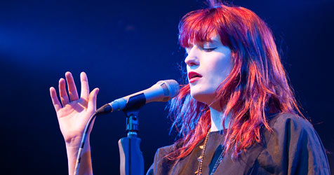 Florence + The Machine lieferten tollen Wien-Gig ab (Bild: Andreas Graf)