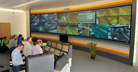 Neue Tunnelwarte im Lungau wird zur Salzburg-Zentrale (Bild: Roland Holitzky)