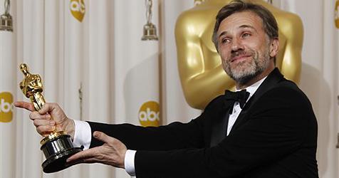 Waltz wird in die Oscar-Academy aufgenommen