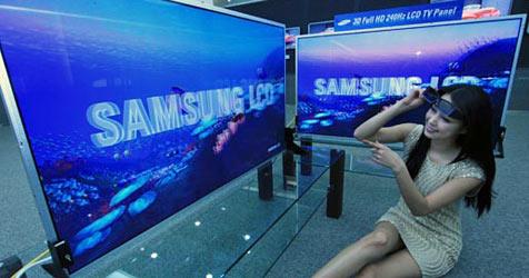 Samsung und Panasonic starten Verkauf von 3D-TVs (Bild: Samsung)