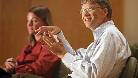 Stiftung von Bill Gates gewinnt UNO-Preis