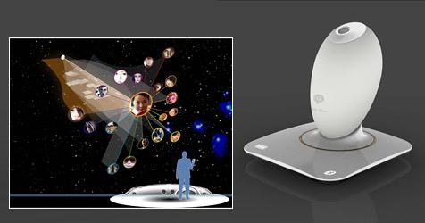 """Microsoft-Forscher entwickeln Maus für die """"Datenwolke"""""""