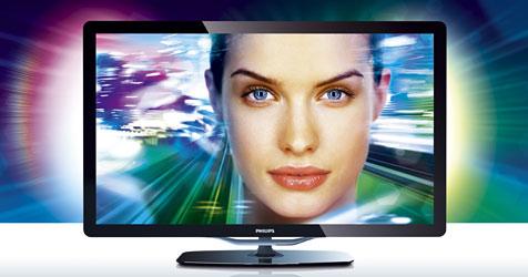 Philips kündigt 3D-Upgrade für seine neuen LED-TVs an (Bild: Philips)