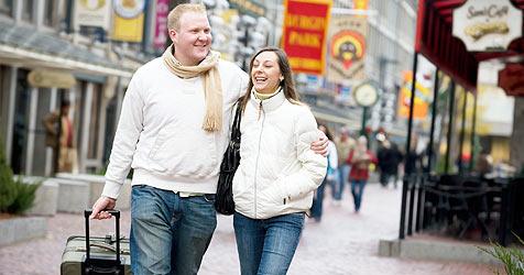 Tipps für Last-Minute-Reisen übers Wochenende (Bild: © 2010 Photos.com, a division of Getty Images)