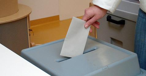Wahlergebnis wird gleich in vier Orten angefochten (Bild: Miriam Pichler)