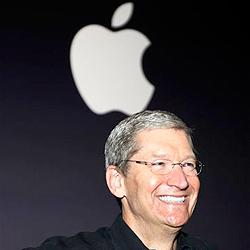 """Jobs"""" Krankheits-Vertretung erhält 22 Mio. Dollar Bonus (Bild: Tim Cook Apple)"""