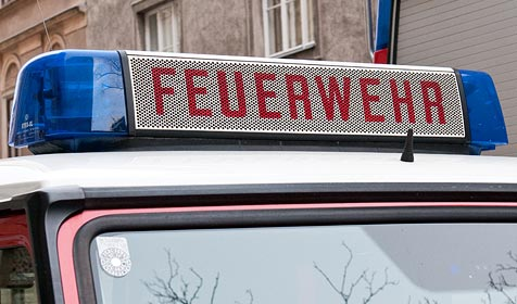 Sohn rettet 90-Jährige aus brennender Küche (Bild: Andreas Graf)
