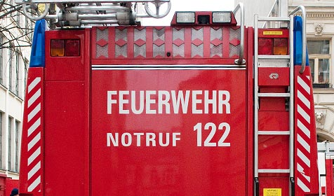 Unfall beim Selchen - Garage in Thalgau beinahe abgebrannt (Bild: Andreas Graf)