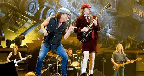 Grünes Licht für AC/DC-Konzert am Flughafen Wels