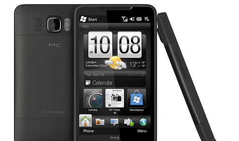 Drei bringt HTC-Handy mit derzeit größtem Display (Bild: HTC)