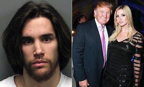 Internet-Stalker belästigte Ivanka Trump: Festnahme