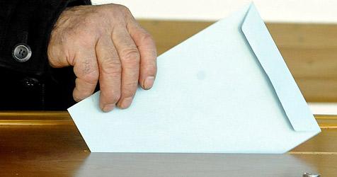 SP vereitelt in Sonntagberg Wahl des Bürgermeisters (Bild: APA/HERBERT PFARRHOFER)