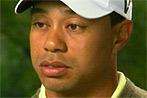 """Tiger Woods vor Comeback """"ein bisschen nervös"""""""