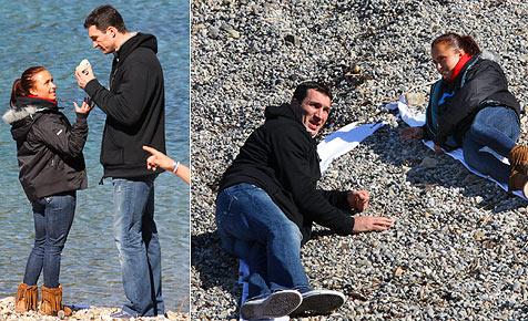Klitschko hilft seiner Hayden beim Kampf gegen Delfin-Töter