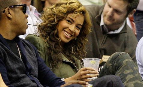 Sprecher:  Beyoncé Knowles ist nicht schwanger