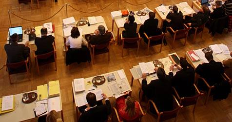 Wirbel in St. Pölten um Sitzung vor Gemeinderatswahl (Bild: Uta Rosjek-Wiedergut)
