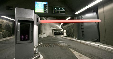Neueste Technik für die Parkgaragen im Mönchsberg (Bild: Andreas Tröster)