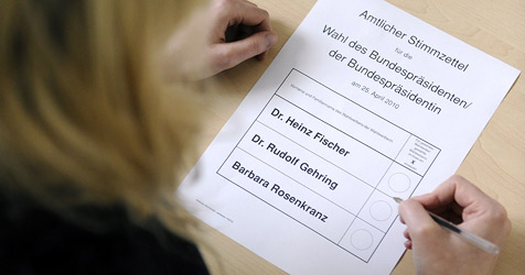Ein Weißrusse wird die Wahl in Salzburg kontrollieren (Bild: APA)