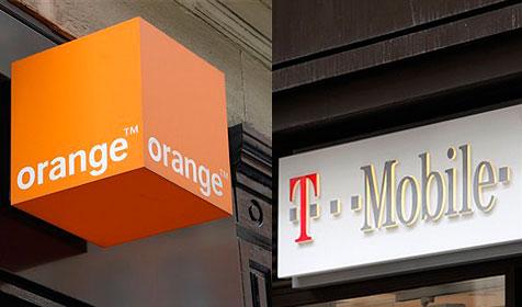 GB: Orange und T-Mobile besiegeln Zusammenschluss (Bild: AP)