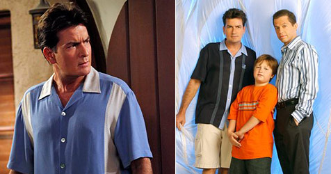 "Charlie Sheen vor Ausstieg aus ""Two and a Half Men"""