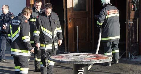 Hat Brandstifter schon zwei Lokale am Gewissen? (Bild: Andi Schiel)