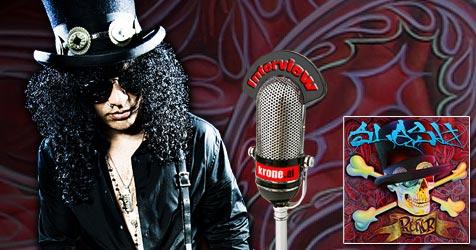 """Slash: """"Ich hatte es einfach satt, in Bands zu spielen"""""""
