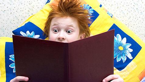 Die richtige Zeit, um zu lesen - Lerntipps für den Schulanfang (Bild: © 2010 Photos.com, a division of Getty Images)
