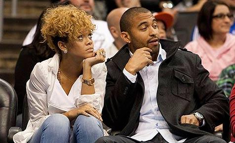 Rihanna bestätigt Liebes-Beziehung mit Matt Kemp