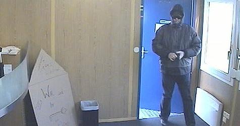 Ungeschickter Täter überfällt Sparkasse in Bürmoos (Bild: Polizei)
