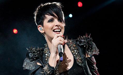Nena live in Wien: Fröhliche Pop-Show ohne Eigenkaraoke (Bild: Andreas Graf)