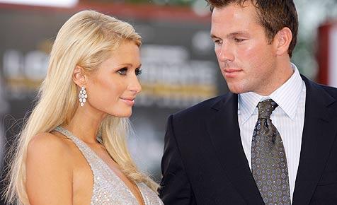 US-Star Paris Hilton bestätigt Trennung von Doug Reinhardt