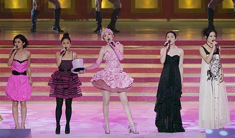 China: 5.400 Euro Bußgeld für Playback-Singen (Bild: AP)