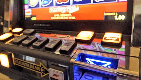 Gerät soll strengere Glücksspiel-Regeln umgehen (Bild: APA/GEORG HOCHMUTH)