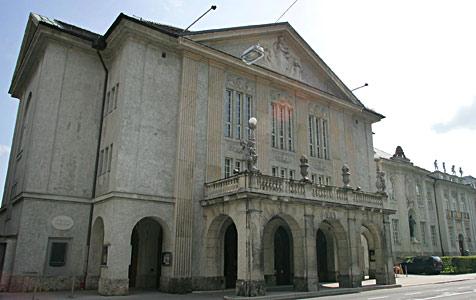 Schaden nach Coup im Mozarteum ist beträchtlich (Bild: APA/FRANZ NEUMAYR)