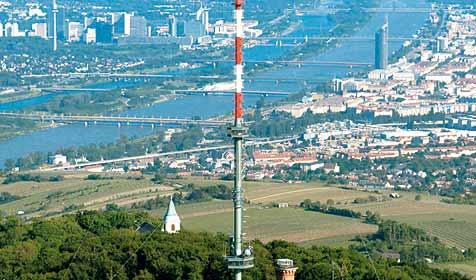 Testbetrieb von DVB-T2 in Wien gestartet (Bild: ORS)
