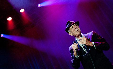 Leonard Cohen kommt in die Salzburgarena (Bild: Andreas Graf)