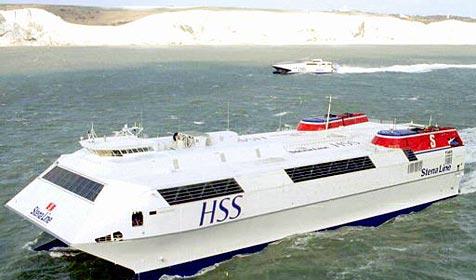 Schwiegermama bei Frankreich-Trip im Hafen vergessen (Bild: AP)