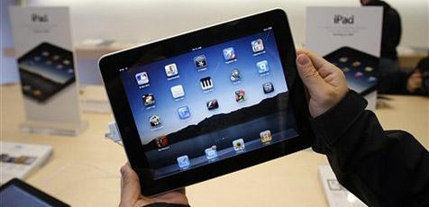 """iPad darf vorläufig nicht nach Israel """"einreisen"""""""