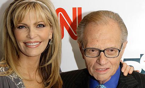 Achte Scheidung für US-Talkshowstar Larry King