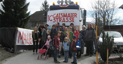 """Anrainerproteste in Kuchl: """"Wir bangen um unsere Kinder!"""" (Bild: privat)"""