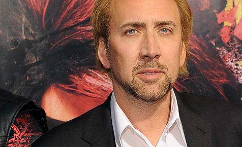 Nicolas Cage hat sich Pyramiden-Grab gekauft