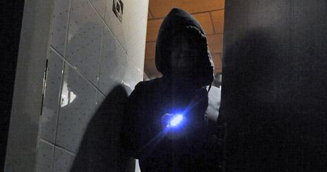 Einbrecher nach kurzer Flucht im Weinviertel gefasst (Bild: APA/HERBERT PFARRHOFER)