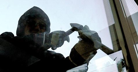 Einbrecher und Diebe halten Polizei auf Trab (Bild: APA/HERBERT PFARRHOFER)