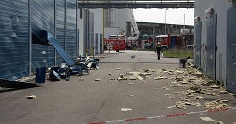 Ursache bestätigt - zu hohe Pentan-Konzentration (Bild: FF St. Pölten-Stadt)