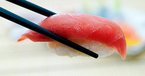 Jedes zweite Sushi-Set mit Bakterien verseucht (Bild: © 2010 Photos.com, a division of Getty Images)
